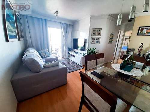 Apartamento, código 91073 em São Paulo, bairro Vila Santa Catarina