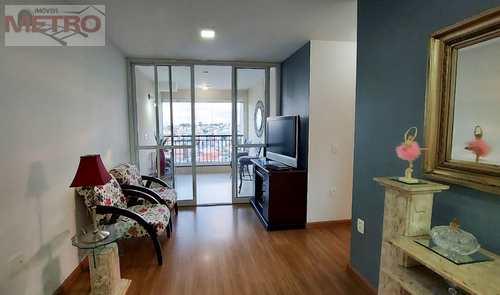 Apartamento, código 91075 em São Paulo, bairro Jardim Anália Franco