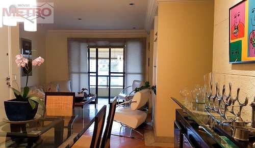 Apartamento, código 91106 em São Paulo, bairro Brooklin