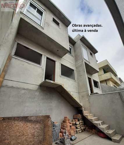 Sobrado, código 91174 em São Paulo, bairro Jardim Prudência