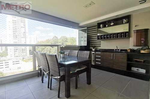 Apartamento, código 91199 em São Paulo, bairro Vila Andrade