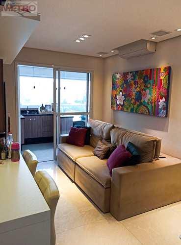 Apartamento, código 91201 em São Paulo, bairro Jardim Prudência