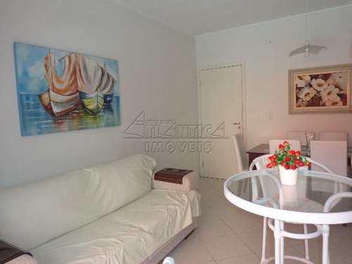 Apartamento, código 2811 em Ubatuba, bairro Praia Grande