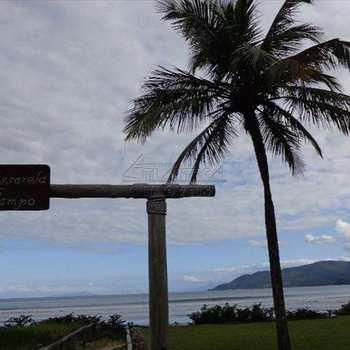 Terreno em Ubatuba, bairro Praia da Lagoinha