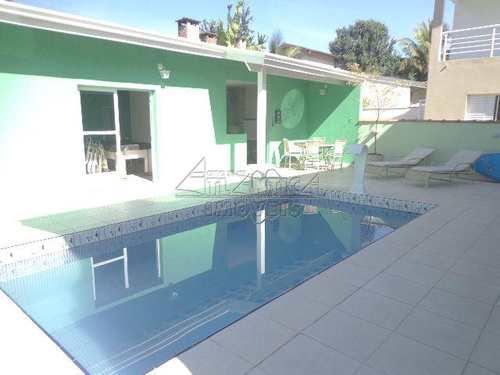 Casa de Condomínio, código 276 em Ubatuba, bairro Horto Florestal