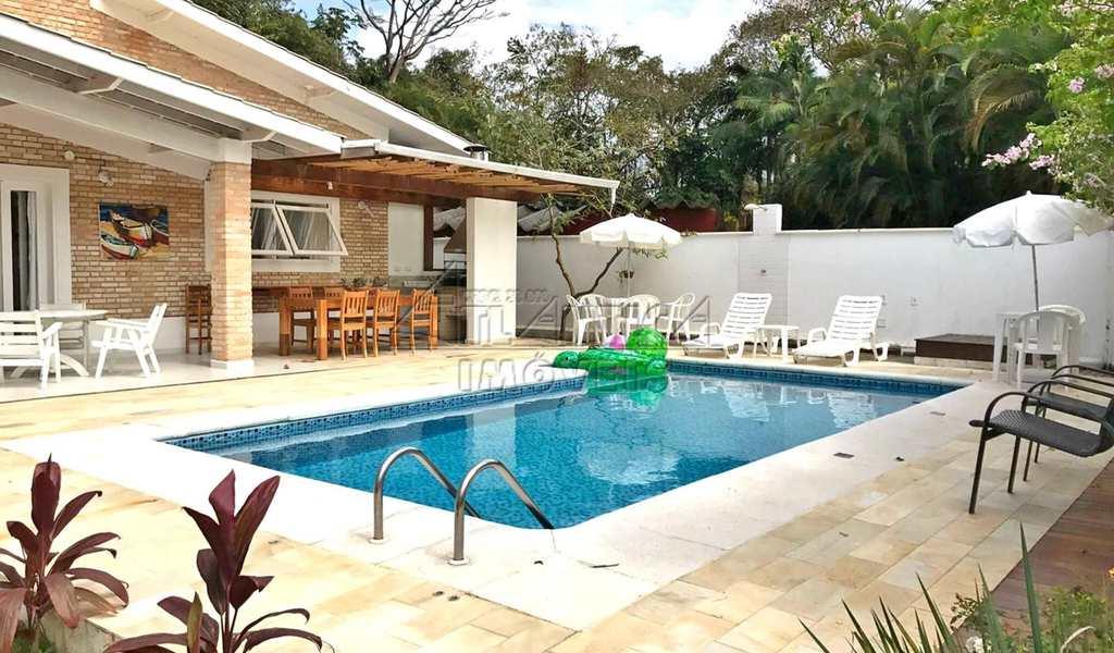 Casa de Condomínio em Ubatuba, bairro Praia do Tenório
