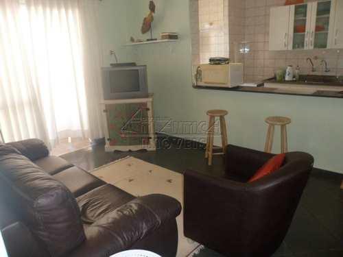 Apartamento, código 3053 em Ubatuba, bairro Praia das Toninhas