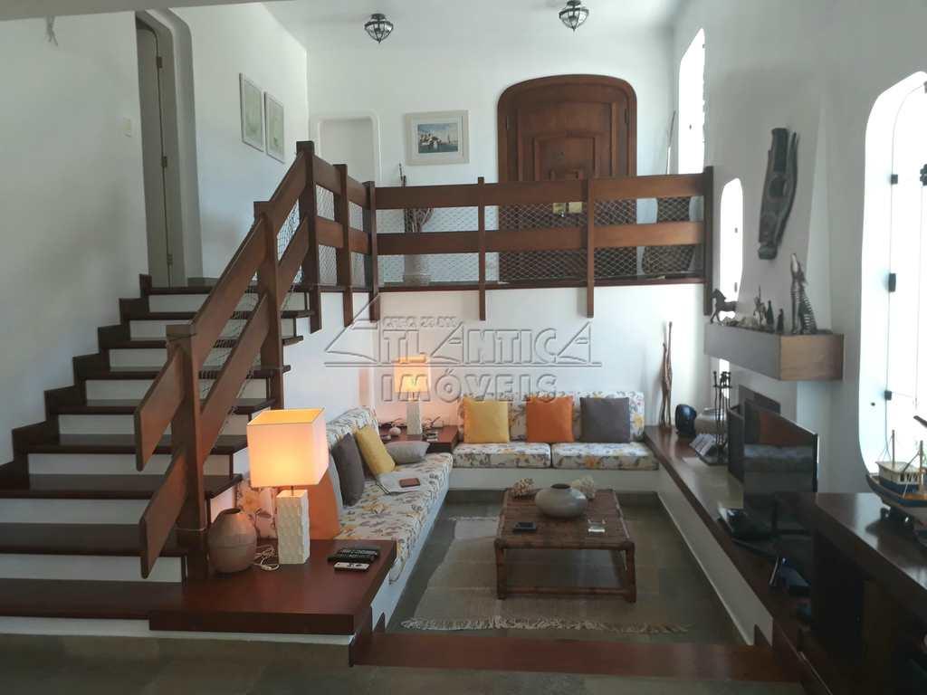 Casa de Condomínio em Ubatuba, no bairro Santa Rita