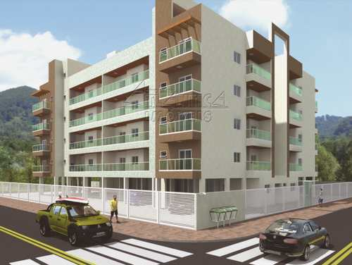 Apartamento, código 3122 em Ubatuba, bairro Praia das Toninhas