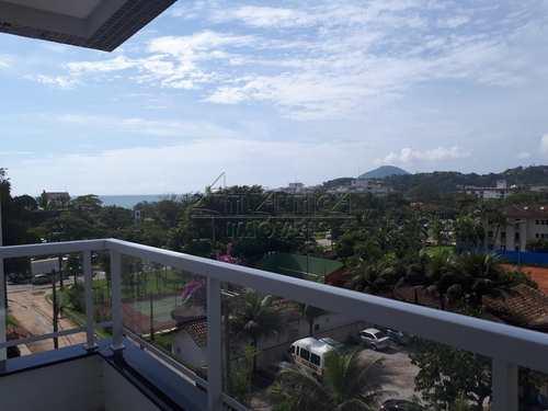 Apartamento, código 3142 em Ubatuba, bairro Praia das Toninhas