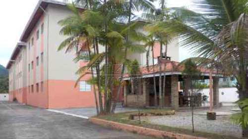 Apartamento, código 3166 em Ubatuba, bairro Itagua