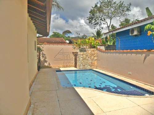 Casa de Condomínio, código 3196 em Ubatuba, bairro Ressaca I