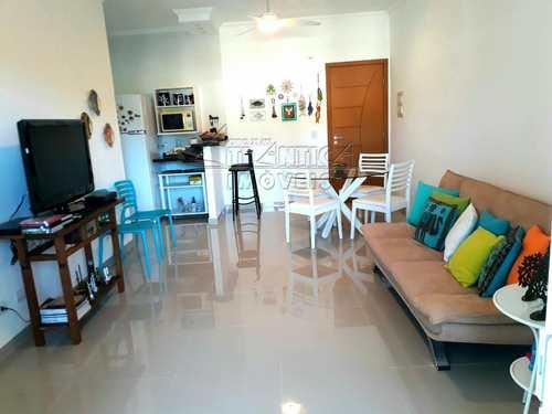 Apartamento, código 3210 em Ubatuba, bairro Itagua