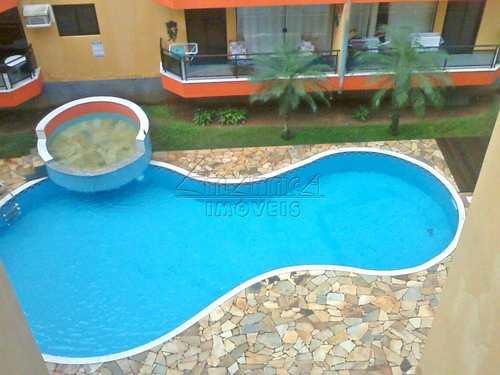 Apartamento, código 3241 em Ubatuba, bairro Itagua