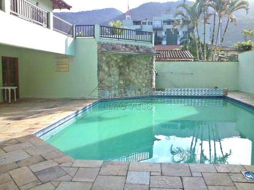 Apartamento, código 3242 em Ubatuba, bairro Saco da Ribeira