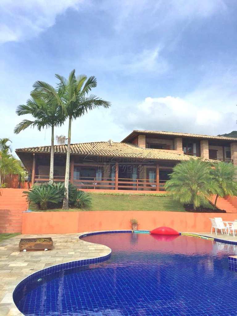 Casa de Condomínio em Ubatuba, no bairro Praia Dura