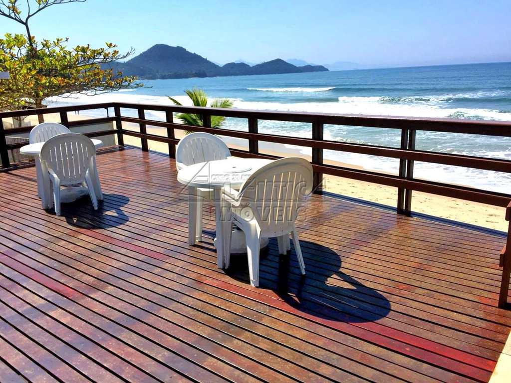 Cobertura em Ubatuba, no bairro Praia das Toninhas