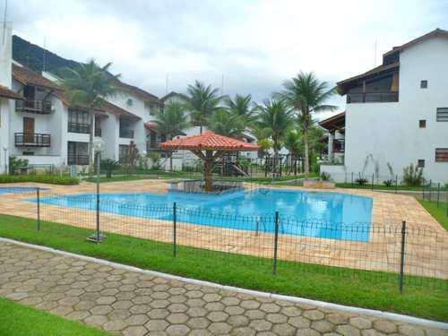 Apartamento, código 3307 em Ubatuba, bairro Saco da Ribeira