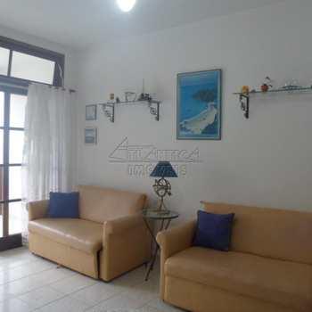 Apartamento em Ubatuba, bairro Saco da Ribeira