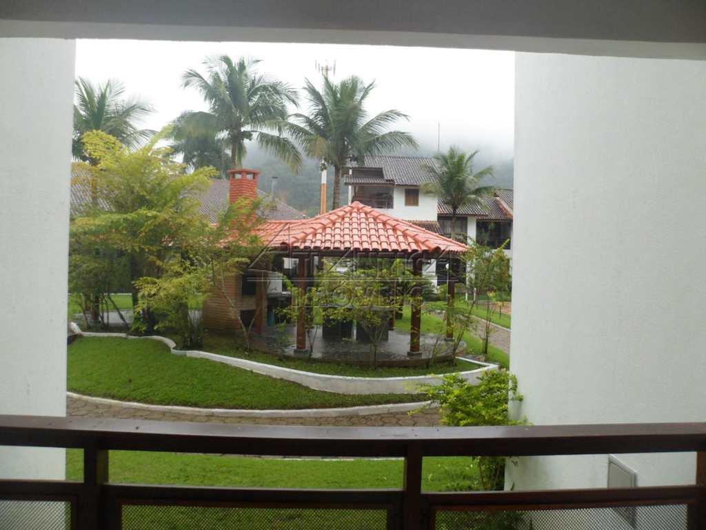 Apartamento em Ubatuba, no bairro Saco da Ribeira