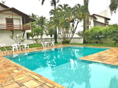Apartamento, código 3320 em Ubatuba, bairro Saco da Ribeira