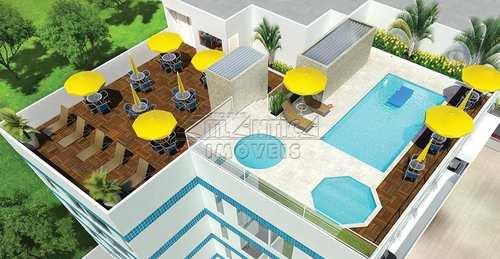 Apartamento, código 3321 em Ubatuba, bairro Centro