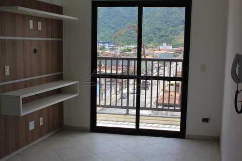 Apartamento, código 3355 em Ubatuba, bairro Silop