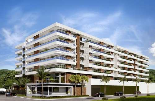 Apartamento, código 3379 em Ubatuba, bairro Praia das Toninhas