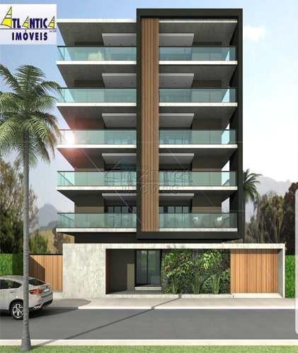 Apartamento, código 3405 em Ubatuba, bairro Itagua