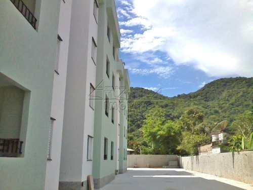 Apartamento, código 3437 em Ubatuba, bairro Perequê Mirim