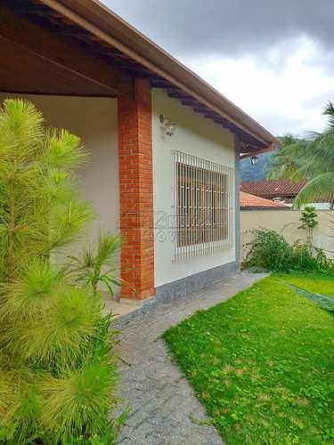 Casa, código 3438 em Ubatuba, bairro Praia da Enseada