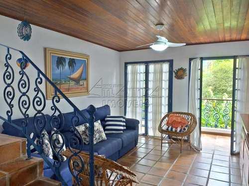Apartamento, código 3479 em Ubatuba, bairro Perequê Mirim