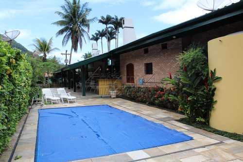 Casa de Condomínio, código 3505 em Ubatuba, bairro Domingas Dias