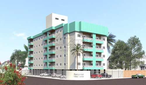 Apartamento, código 3519 em Ubatuba, bairro Praia das Toninhas