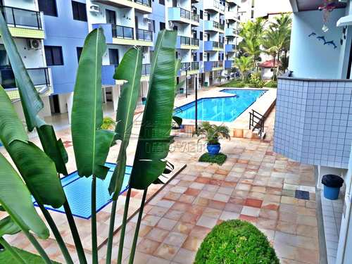 Apartamento, código 3552 em Ubatuba, bairro Praia Grande