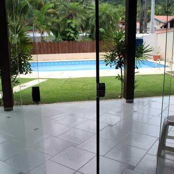 Casa de Condomínio em Ubatuba, bairro Praia do Lázaro