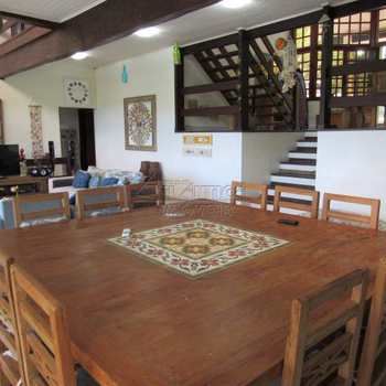 Casa de Condomínio em Ubatuba, bairro Domingas Dias
