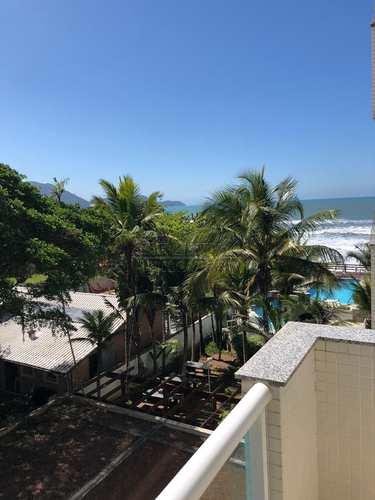Apartamento, código 3575 em Ubatuba, bairro Praia das Toninhas