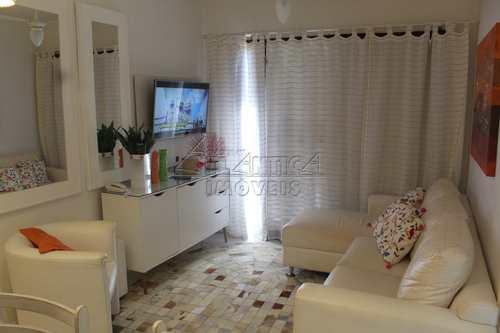 Apartamento, código 3678 em Ubatuba, bairro Praia das Toninhas
