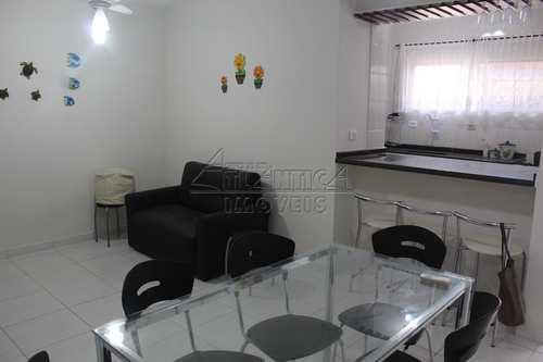 Apartamento, código 3681 em Ubatuba, bairro Itagua