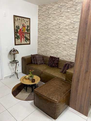 Apartamento, código 3682 em Ubatuba, bairro Perequê Mirim