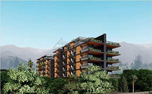Apartamento, código 3698 em Ubatuba, bairro Itagua