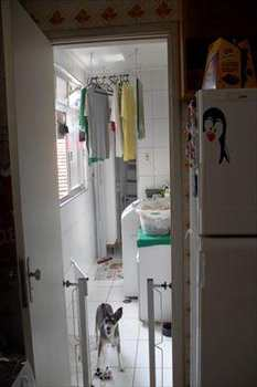 Apartamento, código 398 em São Vicente, bairro Centro