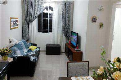 Apartamento, código 379 em Santos, bairro Campo Grande