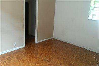 Apartamento, código 401 em São Vicente, bairro Centro