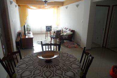 Apartamento, código 369 em São Vicente, bairro Centro