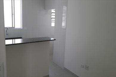 Apartamento, código 509 em Santos, bairro Ponta da Praia