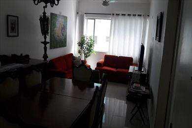 Apartamento, código 508 em São Vicente, bairro Centro