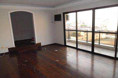 Apartamento, código 348 em São Vicente, bairro Boa Vista