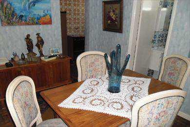 Apartamento, código 347 em Santos, bairro José Menino